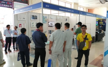 Công Ty TNHH Makitech Việt Nam tham dự Triển Lãm Công Nghiệp & Sản Xuất Việt Nam 2019 - VIMF 2019